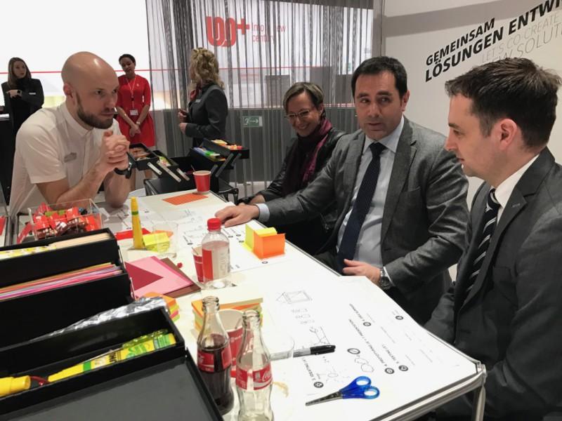 Design Thinking – рабочие группы Viessmann на ISH 2017